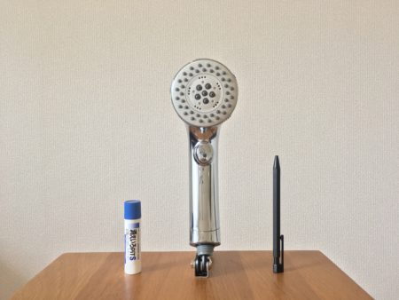 AquaLoveシャワーヘッドサイズ比較