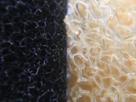 サンサンスポンジはきめ細かいスポンジが特徴